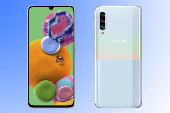 Samsung Galaxy A90 5G हुआ लॉन्च, जानें फीचर्स