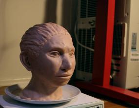 वैज्ञानिकों ने मानव के एक और पूर्वज के चेहरे का पुनर्निर्माण किया