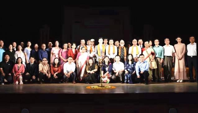 पश्चिम बंगाल में राष्ट्र प्रशासन पर चीन और भारत के अनुभवों की संगोष्ठी