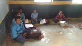 स्कूल में भूत का साया , चक्कर खाकर बेहोश हो रही थी छात्राएं : ग्रामीणों का आरोप