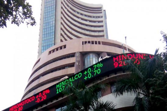 भारी गिरावट में बंद हुआ शेयर बाजार, सेंसेक्स 769.88 अंक लुढ़का और निफ्टी 10, 800 के नीचे