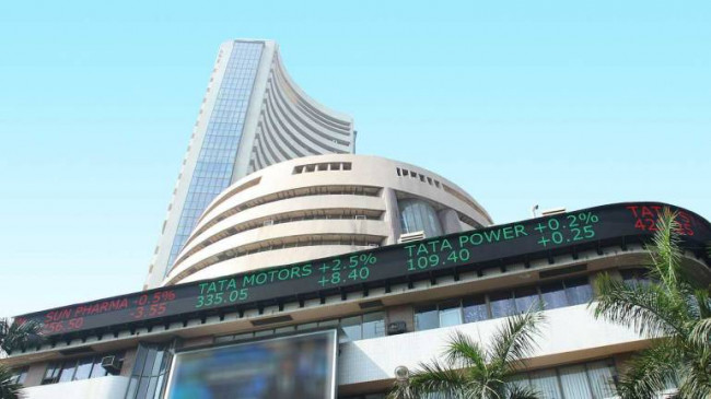 तेजी में बंद हुआ शेयर बाजार, सेंसेक्स 82.79 अंक चढ़ा और निफ्टी 10,840 के पार
