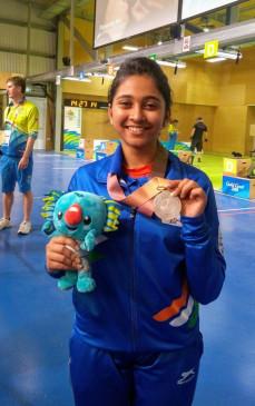 निशानेबाजी : मेहुली ने राष्ट्रीय ट्रायल्स में जीते दो पदक