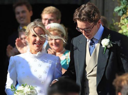 सिंगर ऐली गोल्डिंग ने ब्वॉयफ्रेंड संग की शादी, तस्वीरें हुईं वायरल