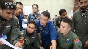 चीन और पाकिस्तान की वायु सेना का संयुक्त प्रशिक्षण 'ईगल-8' संपन्न