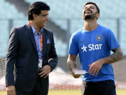 गांगुली ने विराट की तारीफ की, कहा-टेस्ट में सबसे सफल भारतीय कप्तान के मामले में धोनी को पीछे छोड़ देंगे