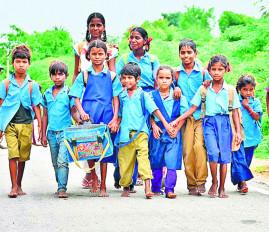 अब सेंट्रल किचन से मिलेगा ग्रामीण क्षेत्र की स्कूलों में भी मीड डे मिल