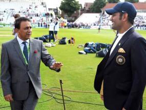 इंटरनेशनल क्रिकेट में महेंद्र सिंह धोनी का समय पूरा हो गया है: गावस्कर