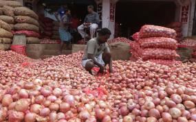 प्याज के बढ़ते दाम पर ब्रेक! केन्द्र सरकार ने निर्यात पर लगाई रोक