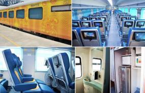 देश की पहली प्राइवेट ट्रेन तेजस एक्सप्रेस में इतना देना होगा किराया, जानें समय और किराया दर