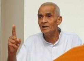 आज की राजनीति अंग्रेजों से उधार ली हुई है : प्रो़ रामजी सिंह (गांधी जयंती पर विशेष साक्षात्कार)