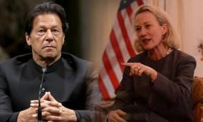 PAK के झूठ पर अमेरिका बोला- कश्मीर से पहले चीन में रहने वाले मुस्लिमों की करें चिंता