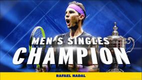 US Open 2019: डेनिल को हराकर US ओपन चैंपियन बने नडाल, जीता 19वां ग्रैंड स्लैम