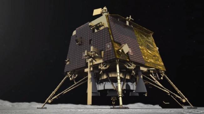 ISRO के अधिकारी का दावा, चंद्रमा पर सही सलामत है लैंडर 'विक्रम'