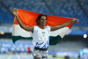 विश्व एथलेटिक्स चैम्पियनशिफ (100 मीटर) : दुती ने किया निराश, हीट-3 में सातवीं रहीं