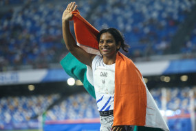 विश्व एथलेटिक्स चैम्पियनशिप : भारत को दुती, जॉनसन और तूर से उम्मीदें