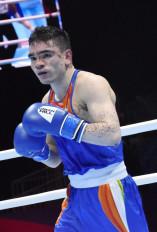 विश्व मुक्केबाजी चैम्पियनशिप : दुर्योधन को दूसरे दौर में मिली हार