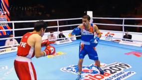 विश्व मुक्केबाजी चैम्पियनशिप : पंघल आसान जीत के साथ प्री-क्वार्टर फाइनल में