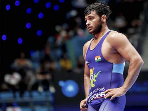 World wrestling Championship 2019: दीपक पुनिया को सिल्वर से करना पड़ा संतोष