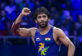 विश्व कुश्ती चैम्पियनशिप : बजरंग का विजयी आगाज