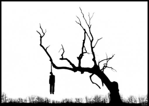 20 दिन से लापता था युवक, पेड़ से लटका मिला शव