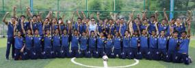 जिंक फुटबाल अकादमी सुब्रतो कप टूर्नामेंट में डेब्यू के लिए तैयार