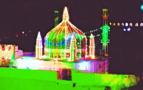 सैयद चांदशाहवली के उर्स का आगाज आज, शांतिपूर्वक निकलेगा संदल