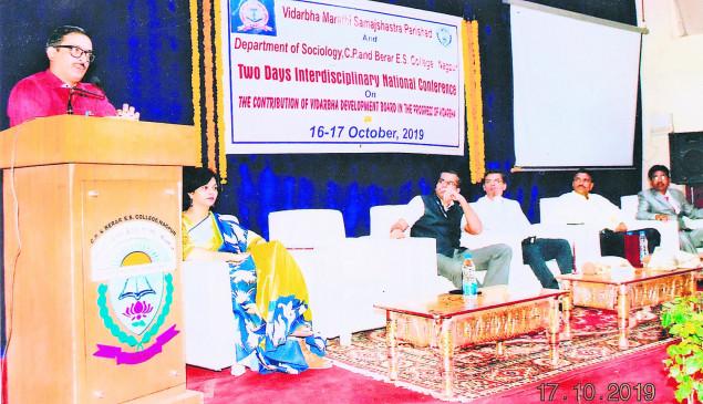 किसानों का जीवन सुधारने विज्ञान का प्रयोग आवश्यक : डा. पेशवे