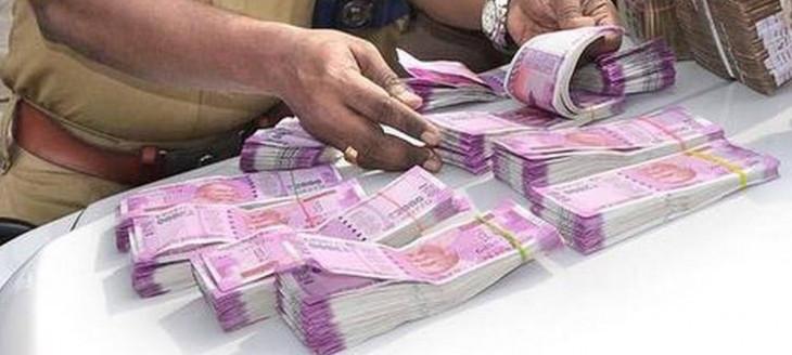 विधानसभा चुनाव में विदर्भ से 3 करोड़ रुपए जब्त, राज्यभर से 43 करोड़ बरामद