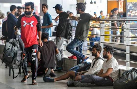 मैक्सिको से दिल्ली भेजे गए 311 भारतीय, अमेरिका में घुसने की थी कोशिश