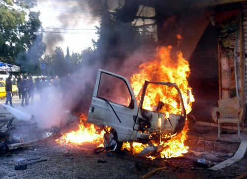 अफगानिस्तान में विस्फोट में 6 नागरिकों की मौत