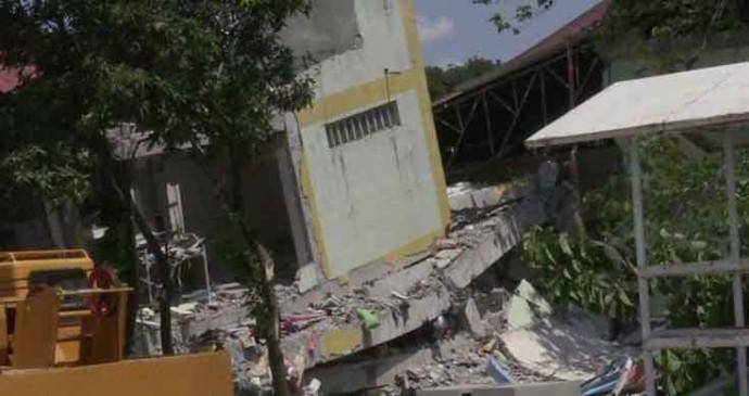 फिलीपींस में 6.6 तीव्रता का भूकंप, 2 की मौत, 300 से ज्यादा घायल
