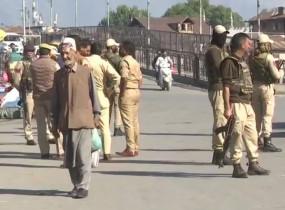 जम्मू-कश्मीर: भारी सुरक्षा के बावजूद आतंकियों ने श्रीनगर में फेंका ग्रेनेड, 7 घायल