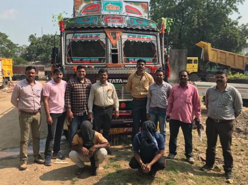 30 लाख रुपए का 9 टन मांस जब्त, दो आरोपी गिरफ्तार