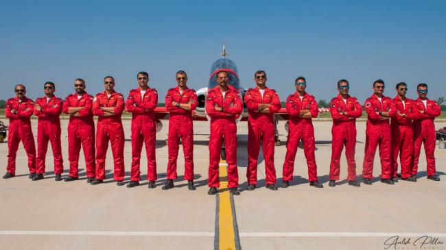 एयर फेस्ट-2019 : सारंग हेलीकॉप्टर, सूर्यकिरण विमान दिखाएंगे हवा में करतब