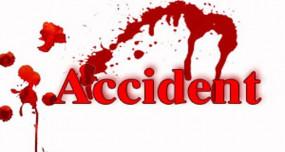 मतदाताओं को ले जा रही बस का एक्सीडेंट, तीन की मौत, 15 घायल