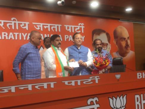 आंध्र प्रदेश : TDP के दिग्गज नेता रहे आडिनारायण रेड्डी भाजपा से जुड़े
