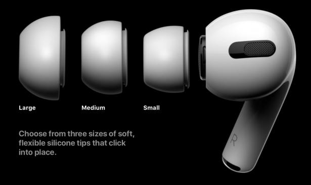 Apple AirPods Pro हआ लॉन्च, जानें कीमत और फीचर्स