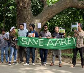 सुप्रीम कोर्ट ने कहा-रोकी जाए पेड़ों की कटाई, सरकार बोली- जितने काटने थे काट दिए