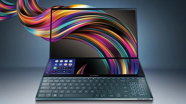 Asus ZenBook Pro Duo भारत में लॉन्च, ये है दुनिया का पहला डुअल स्क्रीन लैपटॉप
