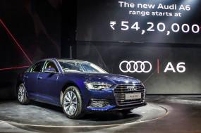 Audi A6 2019 भारत में लॉन्च, टॉप स्पीड 250 किमी प्रति घंटा