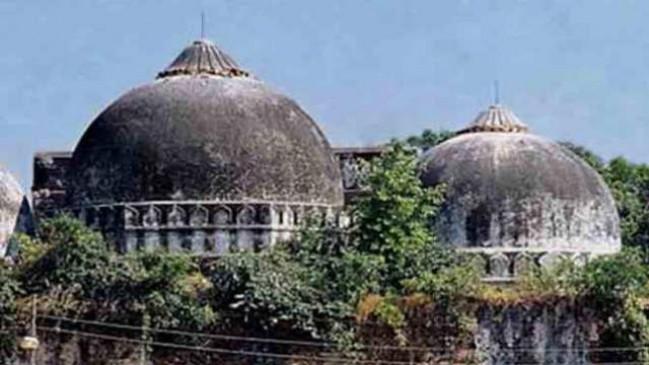 अयोध्या विवाद: मुस्लिम पक्ष ने कहाविध्वंस से पहले जैसी बाबरी मस्जिद चाहिए