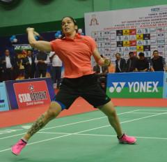बैडमिंटन : सायना की संघर्षपूर्ण जीत, कश्यप, श्रीकांत और समीर पहले दौर में बाहर