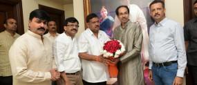 एनसीपी के बालासाहब सानप शिवसेना में शामिल, बच्चू कडू की पार्टी के 2 विधायकों का भी समर्थन