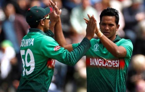 बांग्लादेश के सैफुद्दीन भारत के साथ होने वाली टी-20 सीरीज से बाहर