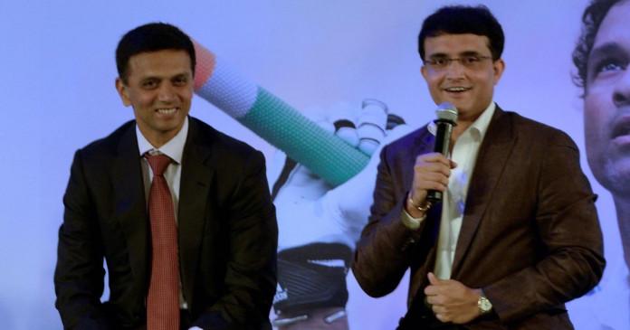 गांगुली और द्रविड़ की कल होगी मीटिंग, भारतीय क्रिकेट का भविष्य उज्ज्वल करने पर होगी चर्चा