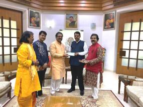 चुनाव प्रचार के लिए लोकगायकों का सहारा ले रही बीजेपी, नागपुर में सीएम के लिए मांगेंगे वोट