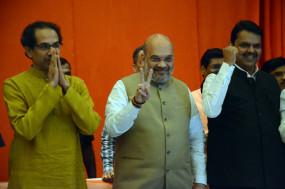 भाजपा-शिवसेना तकरार : बिहार से निकला था 50-50 फॉर्मूला