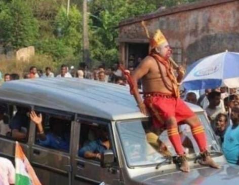 BJP के 'भगवान हनुमान' ने उठाया खौफनाक कदम, बंगाल में किया था प्रचार