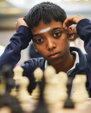 शतरंज : डब्ल्यूवाईसीसी में भारत ने जीते 7 पदक, प्राग्ना को यू-18 ओपन वर्ग का स्वर्ण